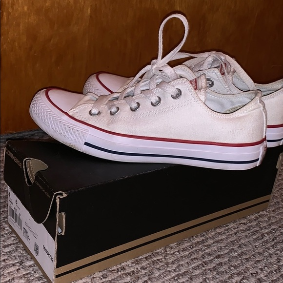 Converse Shoes | Size 6 Womens Low Top